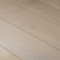Parquet verni invisible